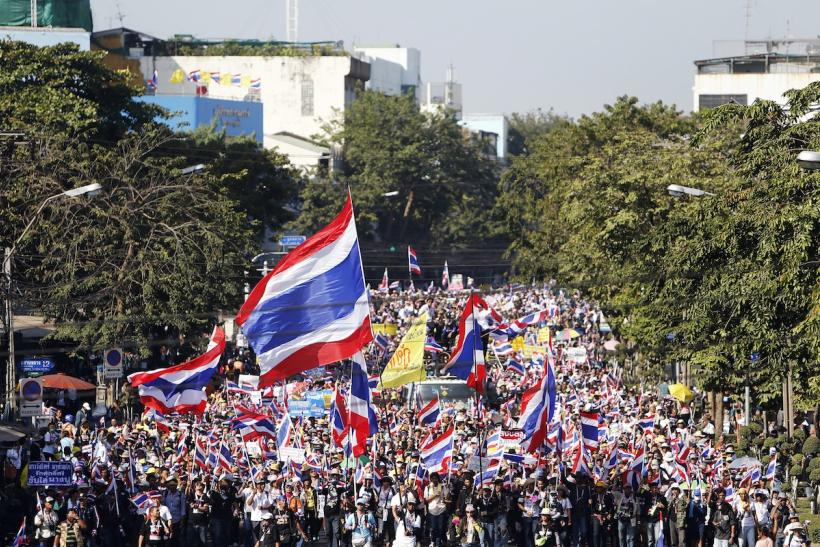 Bangkok Protests photos