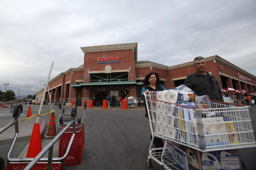 Costco 2013 Los Angeles