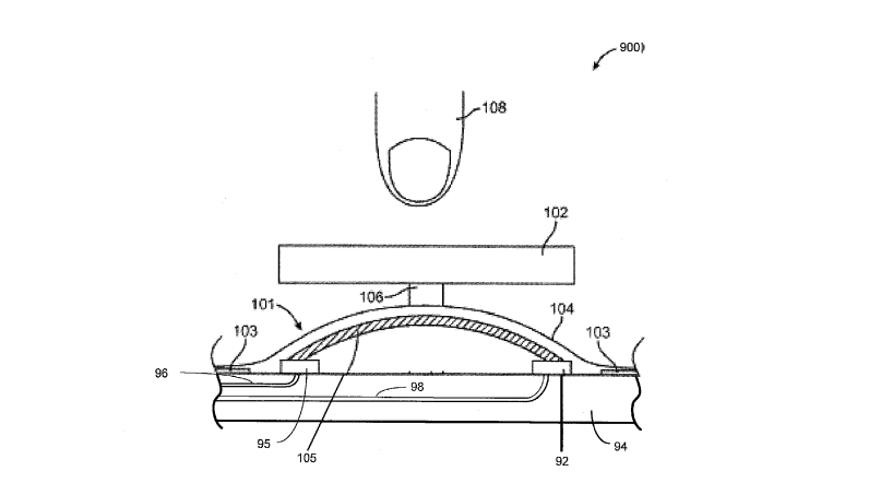 uspto- touchbutton