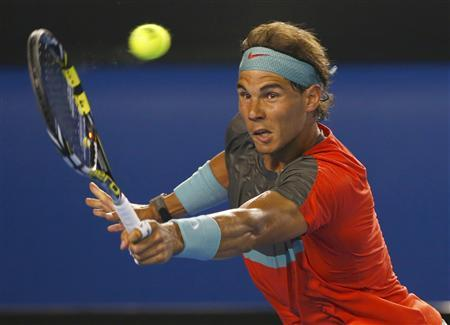 Nadal Highlights Day Four In Melbourne