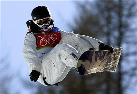 Shaun White Hopes For Olympic Glory In Slopestyle