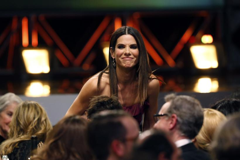 Critics Choice Awards_Sandra Bullock