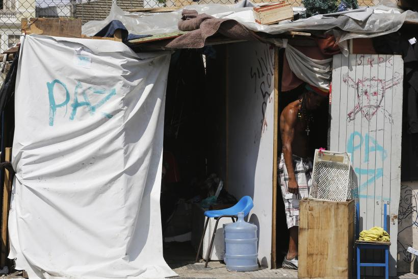 Poverty in Sao Paolo