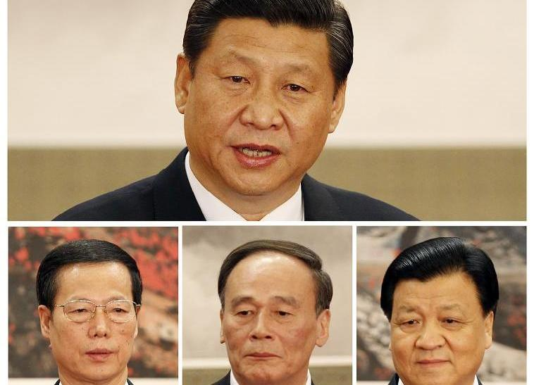 China Top- Leaders 3