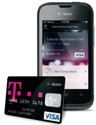 Mobile Money by T-Mobile TMUS Digital Wallet