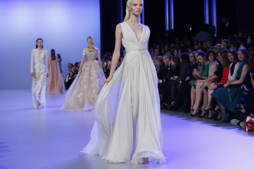 Fashion Show Haute Couture 2014 Couture Week Elie Saab