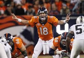 Manning Favored To Win Super Bowl MVP