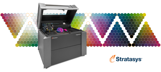 Objet500 Connex3 Coloro Multi-material 3D Printer