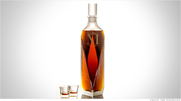 Macallan rare whisky