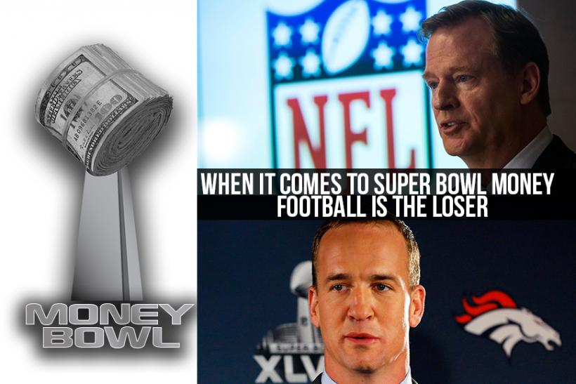 Money Bowl - Super Bowl Money Story