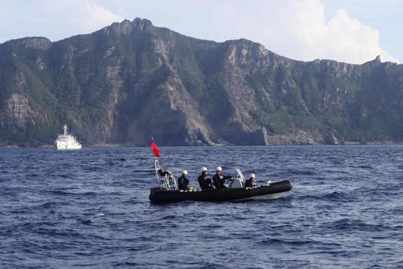 Senkaku_East China Sea