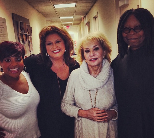 Abby Lee Miller on 'The View'