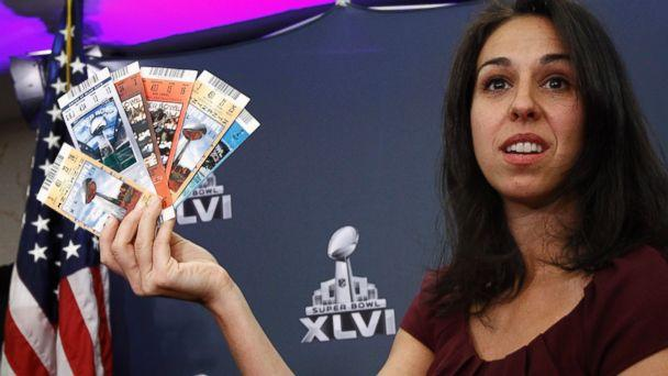 Fake Super Bowl Tickets
