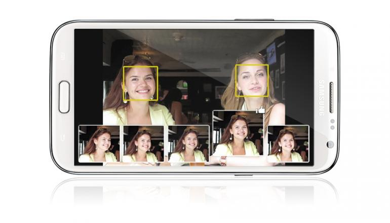 A leaked photo may indicate that the Samsung Galaxy S5 has a 16-megapixel camera.