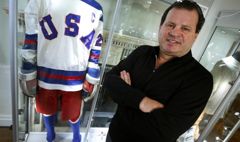 Mike Eruzione USA Men's Hockey