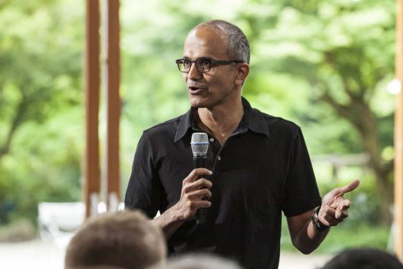Microsoft's New CEO Underscores Rise Of Indians In US High Tech