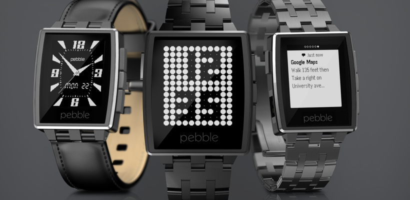 Pebble Steel Smartwatch Smart Watch App Store Appstore
