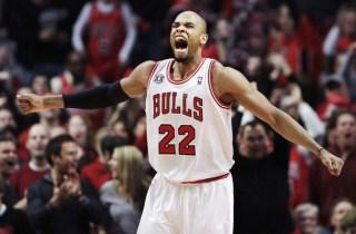 Bulls' Gibson On Lakers Radar