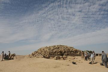 4,600-Year-Old 'Provincial' Pyramid Discovered In Egypt, Older Than Great Pyramid Of Giza