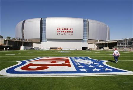 Super Bowl Moves Out West In 2015