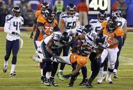 Seahawks Broncos Super Bowl