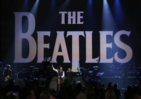 Beatles 50th