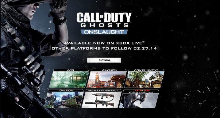 Call Of Duty Ghosts Update Causes Xbox One Issues