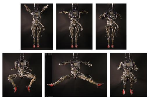 PETMAN Boston Dynamics Google Robots DARPA