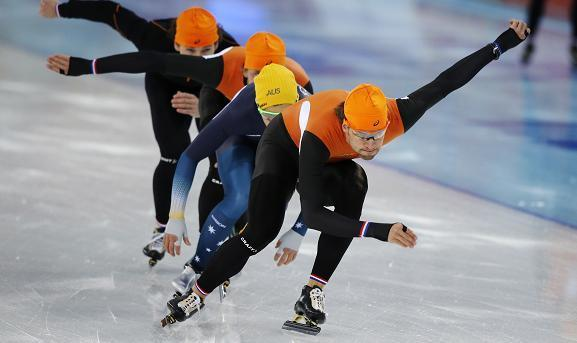 Why The Dutch Dominate Speed Skating