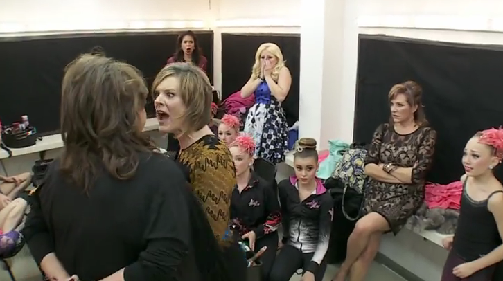 "Dance Moms"" Fight"