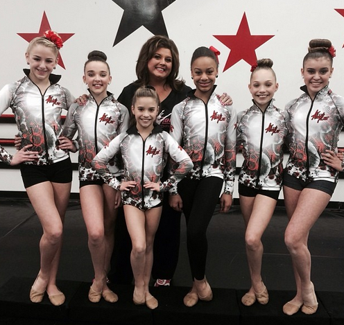 Abby Lee Miller Dance Company Abby lee company dancer