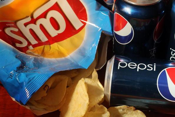 Pepsi Pepsico products Getty