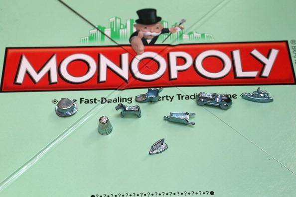 Monopoly Getty Images