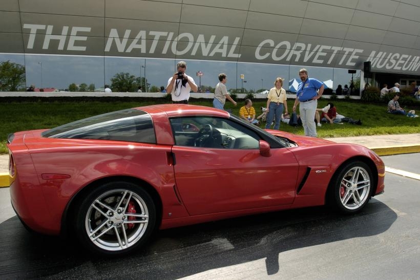 The National Corvette Museum