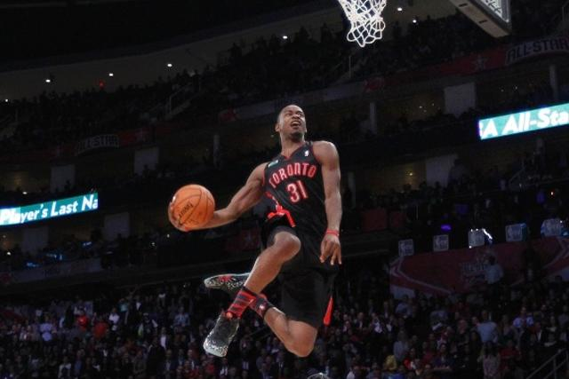 Terrence Ross Toronto Raptors