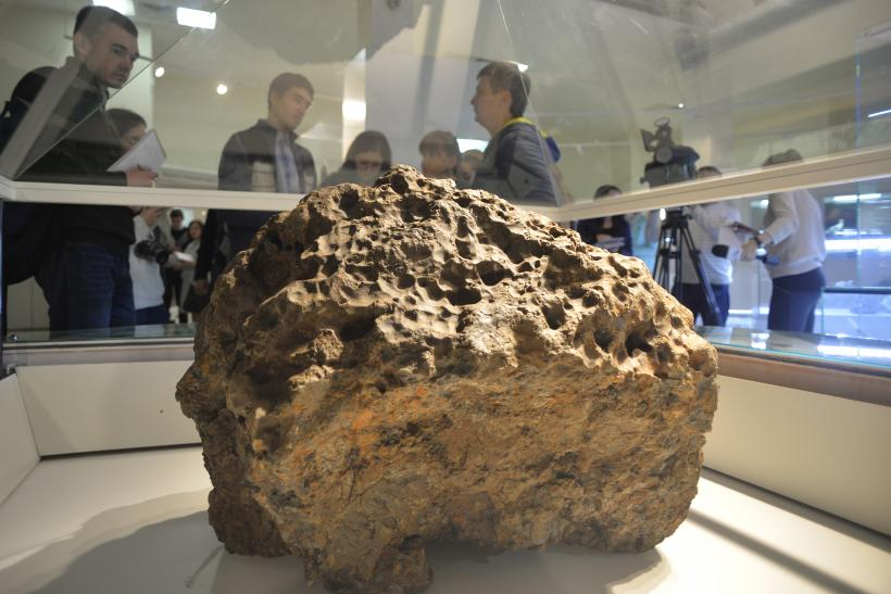 Piece Of Chelyabinsk Meteorite