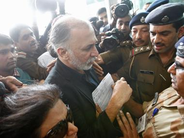 Indian Journalist Charged With Rape - Is Tarun Tejpal Victim Of A Conspiracy?
