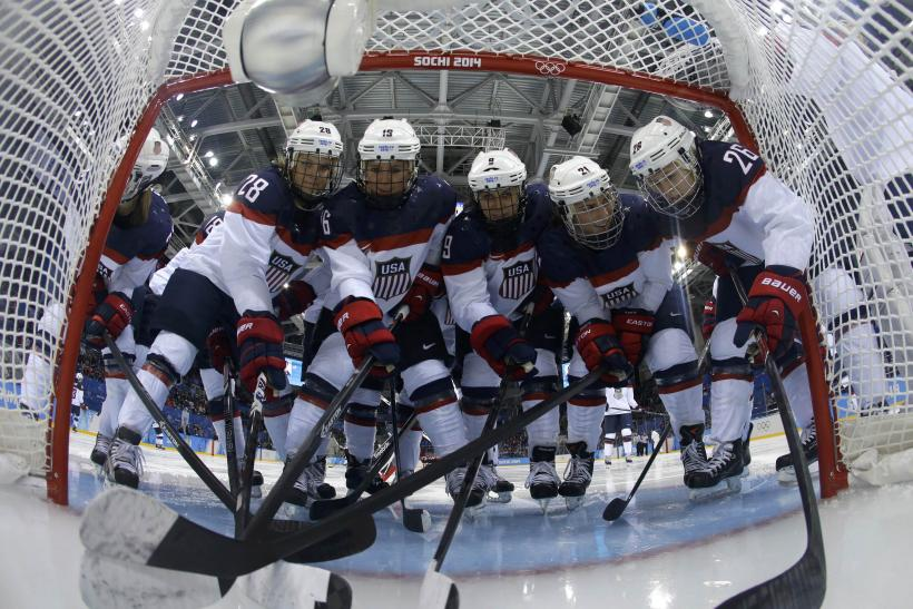 USA Women's Hockey