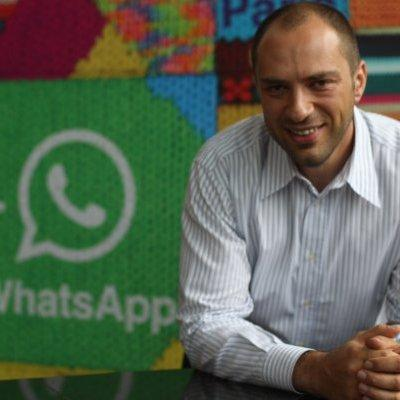WhatsApp Co-Founder Becomes Billionaire In Facebook Deal