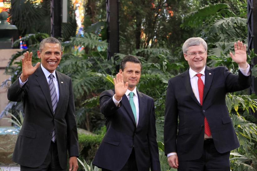 NAFTA Summit, Toluca