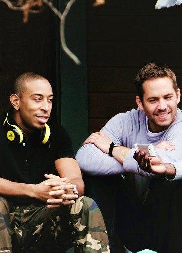 Ludacris Blames Paul Walker Death For Lack Of Money?