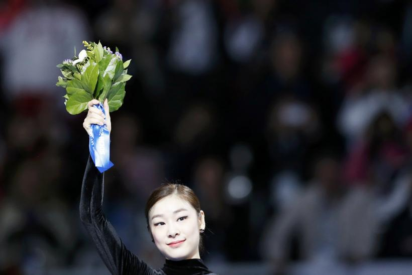 Yuna Kim South Korea Sochi 2014