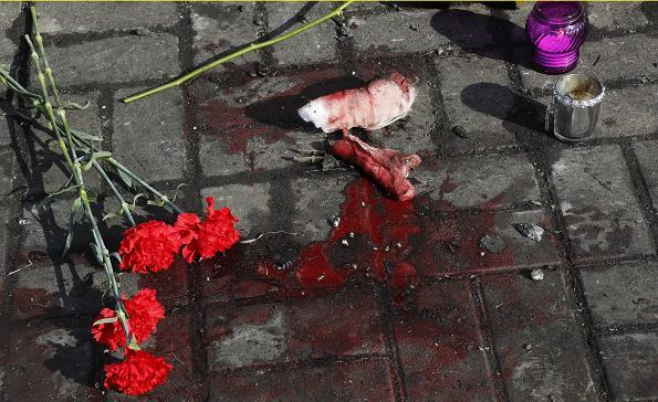 Ukraine Protester Death 21Feb2014 2