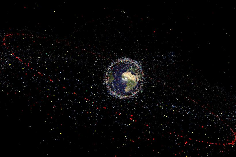 European Space Agency Forms Space Junk Cleaning Program To ...