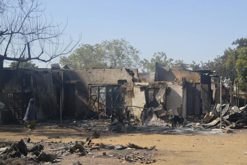 Boko Haram attacks