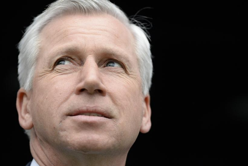 Alan Pardew Newcastle