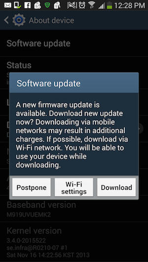 Android 4.4 KitKat Update Is Here: T-Mobile Galaxy S4 ...