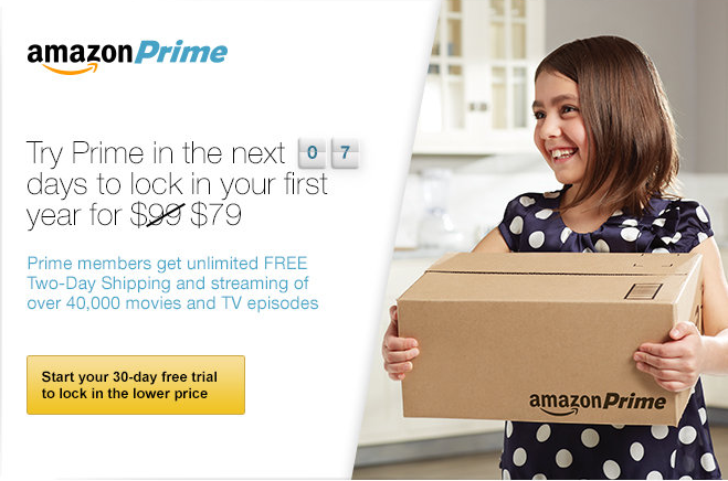 Amazon Prime Increasing Price