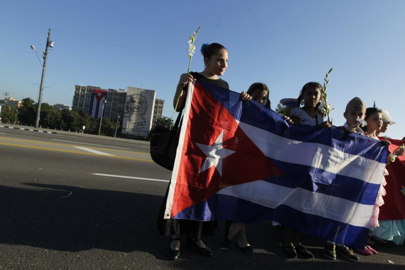 Cuban students