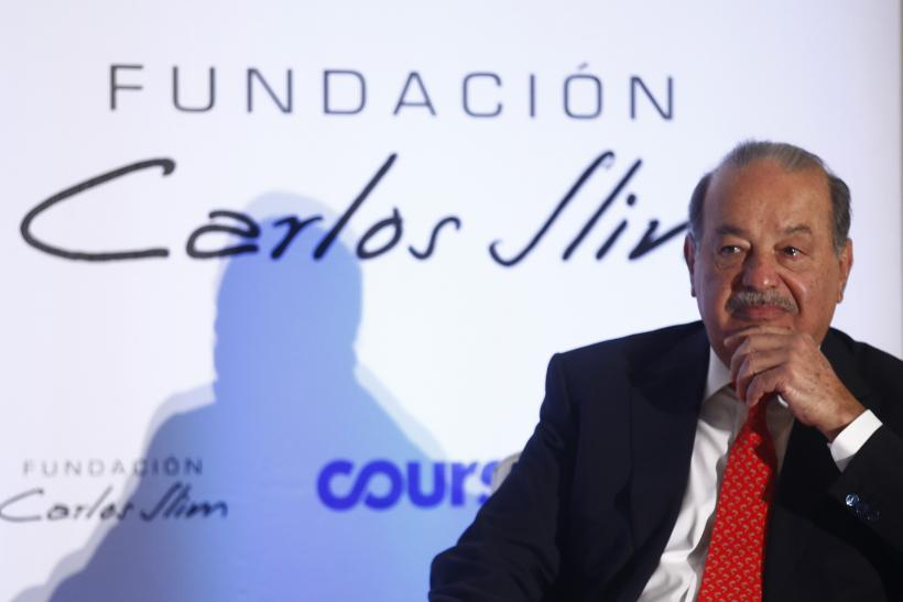 Mexico Carlos Slim Jan 2014